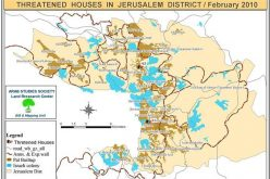 The Israeli Occupation Municipality issues 53 Demolition Notifications against Palestinian Houses in Occupied Jerusalem during the month of February 2010