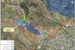جيش الاحتلال الاسرائيلي يمدد سريان مفعول أمر عسكري قديم لصالح بناء جدار العزل العنصري