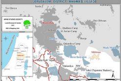 إعدام 380  شجرة  في قرية مخماس