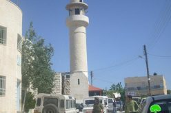 Mosque Torch in Al Lubban ash Sharqiya village