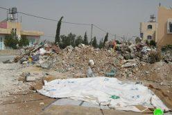 هدم منزلاً والاعتداء على مدرسة في بلدة بيت عوا