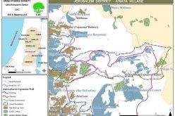 أوامر عسكرية بمصادرة المزيد من الأراضي الفلسطينية في بلدة عناتا