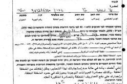 أوامر اسرائيلية بالاخلاء بحق أهالي قرية ابزيق الفلسطينية شمال مدينة طوباس