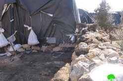 Israeli colonists set ablaze Palestinian tents