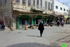 سلطات الاحتلال تعيد فتح 3 محال تجارية في البلدة القديمة من الخليل