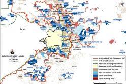 A series of Israeli plans targeting East Jerusalem