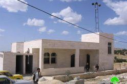 Notifying a Mosque, a School, and Several residentces in Al Ramadeen