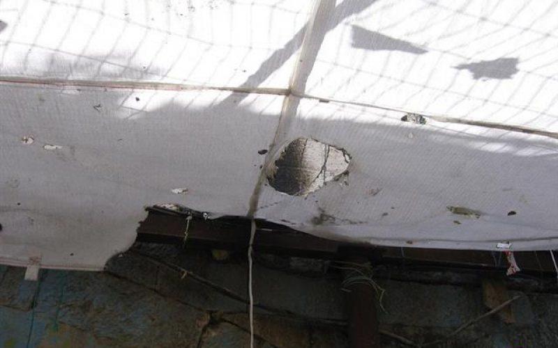 مستعمرون يعتدون على بسطات تجارية ومقابر المسلمين في الخليل