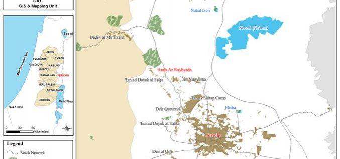 هدم 6 بركسات تعود لعرب الرشايدة في  محافظة أريحا والأغوار