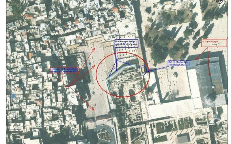 The Eradication of Bab Al Magharba, Another threat to re-characterize Jerusalem away from its Palestinian-Arab outfit