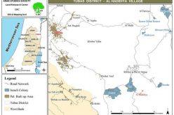Anew Demolition Campaign Al Hadidiyyah and Yirza – Tubas Governorate