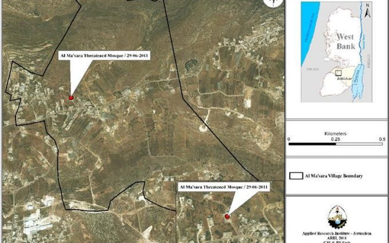 Nahalin, Al-Jab'a, and Al-Ma'sara village In the Spot light  Bethlehem Governorate rural communities  targeted by a series of demolishing orders
