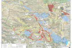 Ordres militaires israéliens d'étendre la confiscation de 128 hectares pour terminer la construction du Mur de Ségrégation au Nord-Ouest de Jérusalem