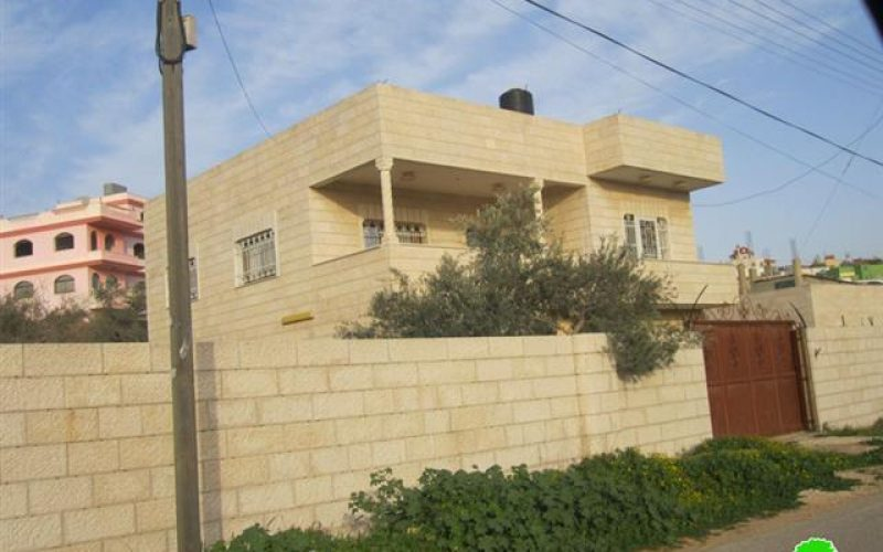 Israeli Occupation Forces Issue 9 Stop Work Orders in the  Village of Haris