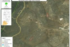 إخطارات بإخلاء أراض زراعية غرب بلدة بيت أولا