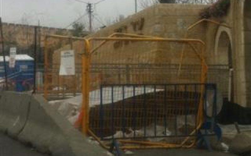 استمرار الحفريات في بلدة سلوان …خطر بات يُهدد المنطقة