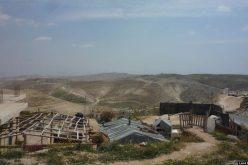 مُخطط الاحتلال مواصلة بناء الجدار والتوطين القسري للبدو على أراضي أبو ديس …… جريمة حرب مُزدوجة