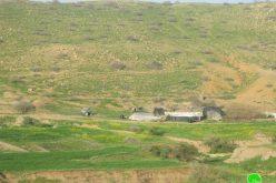 Eviction Orders in Wadi al Maleh