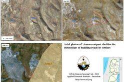 مقترحات استيطانية اسرائيلية تهدف الى تمزيق أراضي الضفة الغربية