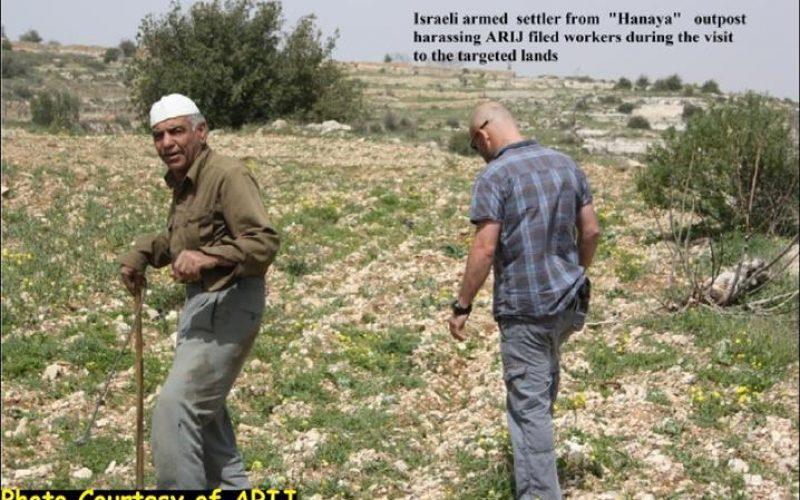 """""""500 Trees Destroyed"""" <br> Land Razing in Al Khader Village west of Bethlehem Governorate"""