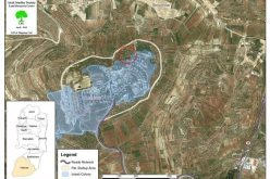 Karmi Zur Colonists Plow Palestinian Lands