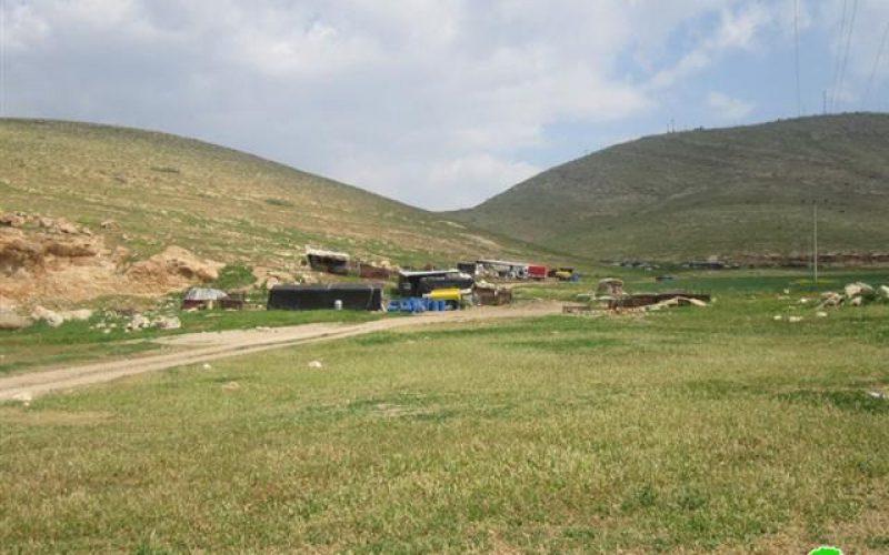 مصادرة  ثلاثة صهاريج للمياه في منطقة الحديدية