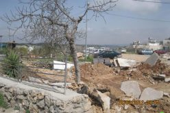 The Israeli Occupation Wreaking Havoc in Husan village West of Bethlehem Governorate