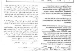 3 Stop-work and Eviction Orders in At Tawil