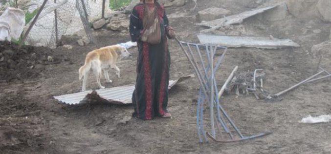 Demolition of Structures in the Northern Jordan Valley