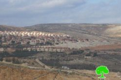The first Israeli Airstrip in the West Bank