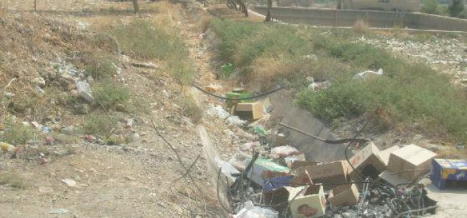 إخطار بتوسيع بئر للمياه في منطقة  الجفتلك /محافظة اريحا