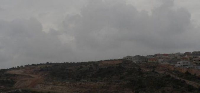 """الإعلان عن تسجيل 243.491 دونماً من الأراضي الفلسطينية لصالح شركة """"بيطي هيلس"""" الإسرائيلية في قرية مسحة"""