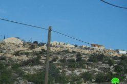 أعمال توسعة جديدة في 3 مستعمرات إسرائيلية على أراضي مدينة الخليل وبلدتي يطا ودورا