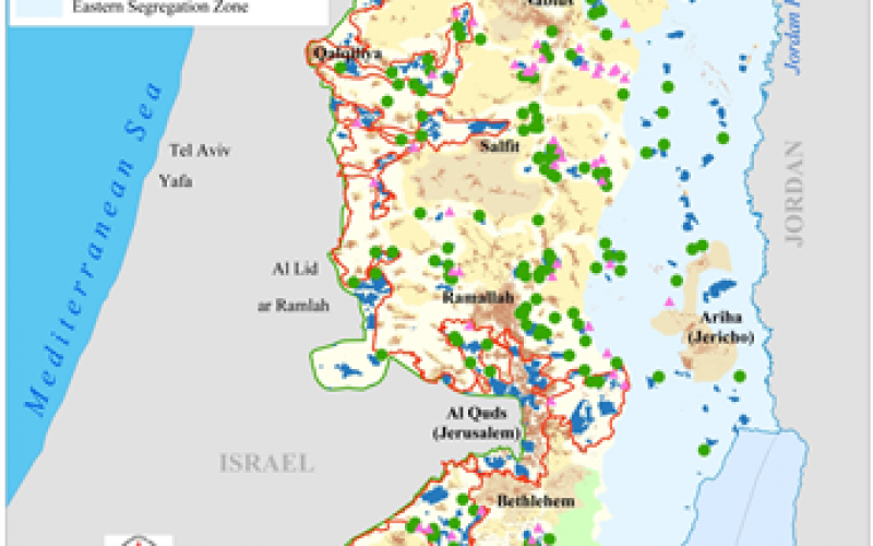 Netanyahu's infamous growing Legacy of Housing Units construction in Israeli settlements in the occupied State of Palestine
