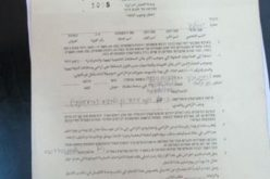 Israeli Demolition and eviction orders in Yatta and Beit Ula towns