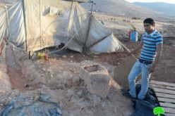 The Israeli Occupation Demolished a Groundwater Well in Toubas governorate