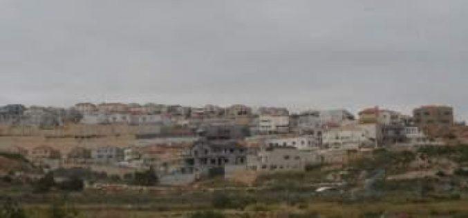 مع بدء المفاوضات حكومة الاحتلال تصادق على إقامة حي استيطاني جديد في مستعمرة بيت ايل/ محافظة رام الله