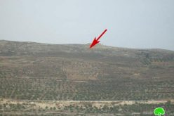 Continuation of taking over two springs in the southern countryside of Nablus
