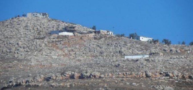 """إنشاء حي استعماري جديد باسم """" هاربراخا"""" في مستعمرة براخا في قرية بورين"""