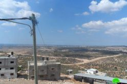 مع اقتراب موسم الزيتون الاحتلال يفرض إجراءات تعجيزية على البوابات الزراعية في الجدار العنصري في قرية جيوس
