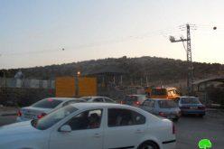 تشديد الحصار على قرية عزون عتمة / محافظة قلقيلية