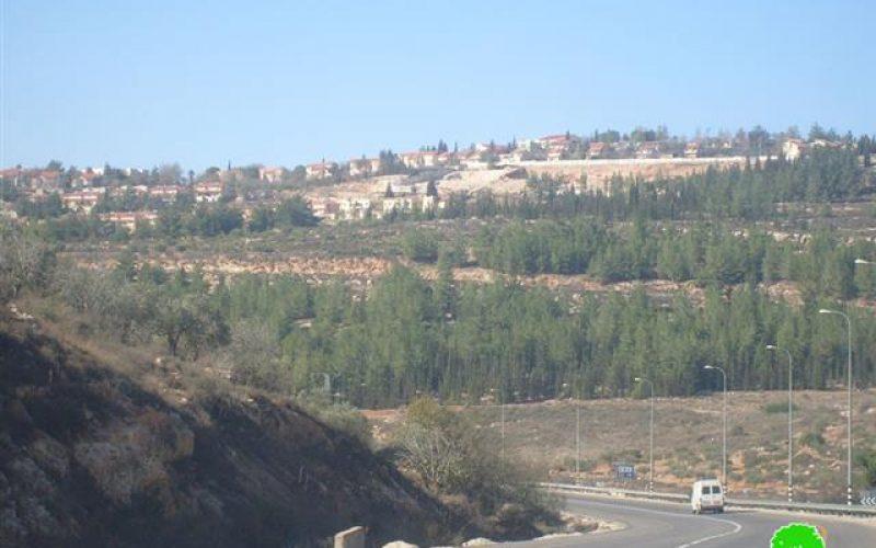 A Master Plan for Ofra settlement