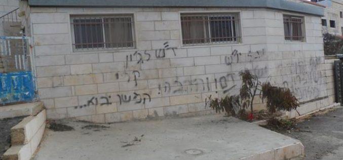 """مستعمرو مستعمرة """" بيت إيل"""" يحرقون ثلاث مركبات فلسطينية في ضاحية الزراعة"""