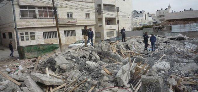 التقرير الشهري حول الانتهاكات الإسرائيلية في القدس المحتلة خلال شهر كانون الثاني 2014