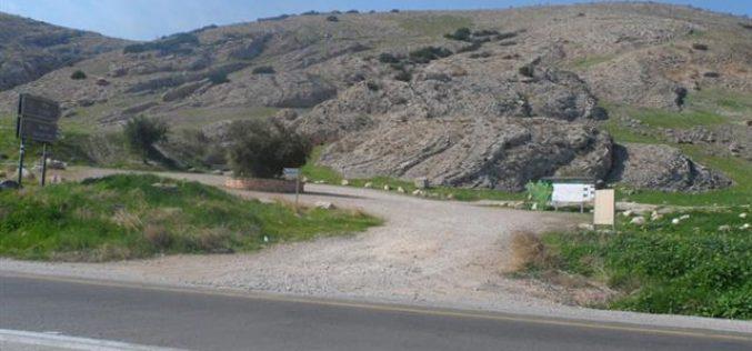 الاحتلال الإسرائيلي ينشر عدداً من الخرائط التي تكرس منطقة الأغوار كجزء من دولة الاحتلال