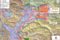 أوامر إخلاء اسرائيلية تستهدف أراضي فلسطينية في قرية واد رحال في محافظة بيت لحم