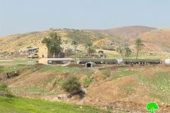 Eviction orders for 35 Bedouin families in the Jordan Valley