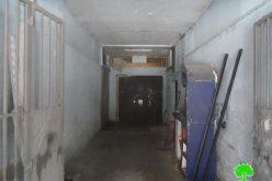 إغلاق نادي إسلامي قلقيلية ومصادرة محتوياته