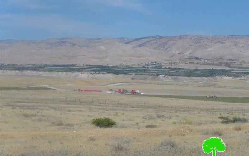 شركات إسرائيلية تبدأ عملها رسمياً في الأراضي الحدودية مع الأردن
