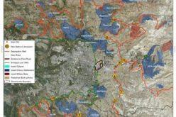 مخطط اسرائيلي جديد لبناء 75 وحدة استيطانية جديدة في مستوطنة أدم (جيفع بنيامين) شمال شرق مدينة القدس
